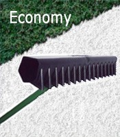 Select the Economy Bunker Rake