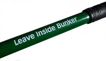 """Leave Inside Bunker"" Stickers"